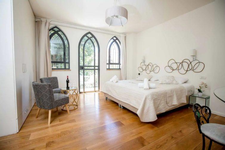 La chambre Nachlaot Pearl/King David
