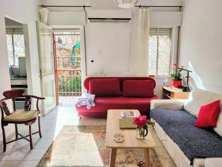 Authentique appartement lumineux avec terrasse