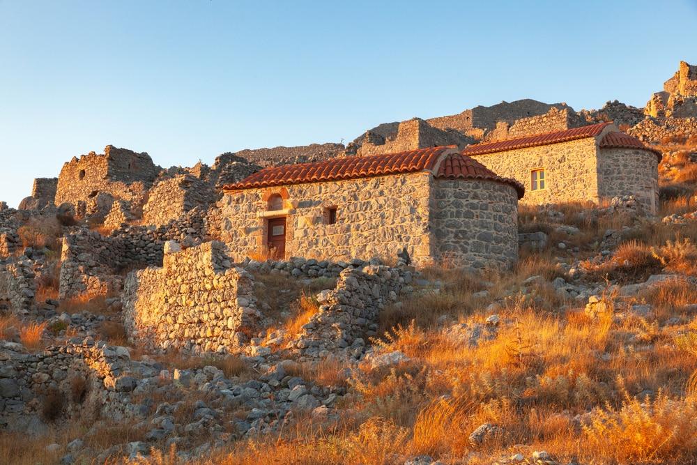 Le château de Choras
