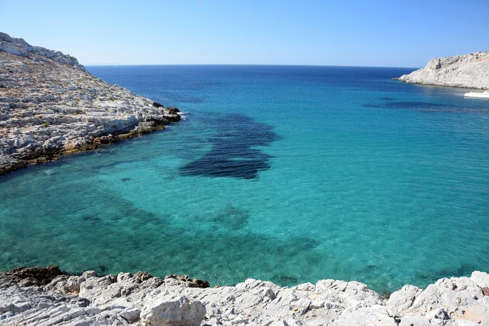 Pserimos proche de Kalymnos