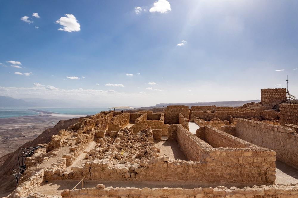 L'Histoire du complexe de Massada