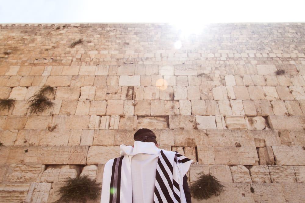 Les règles à respecter au Mur des Lamentations