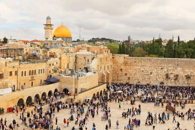 Visiter le Mur des Lamentations : réservations & tarifs