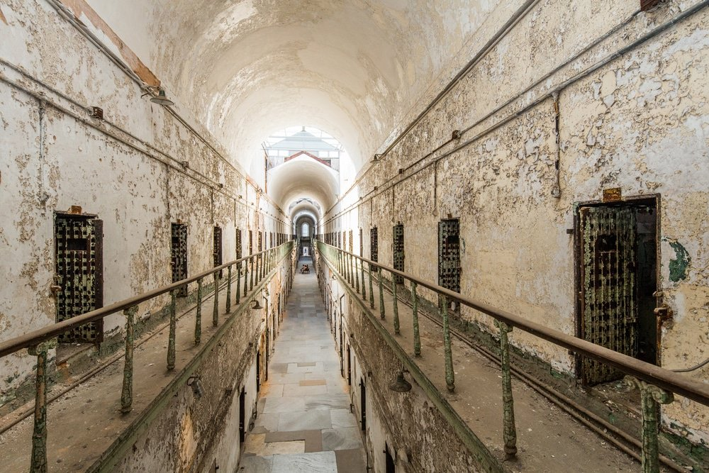 penitentiary-philadelphia-urbex-sites d'urbex