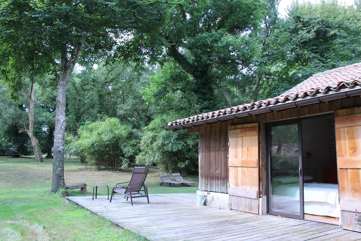 Grange design *** 1 ha Parc arboré - 7' des Plages