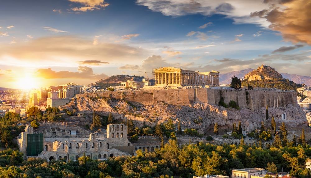 Acropole d'Athène