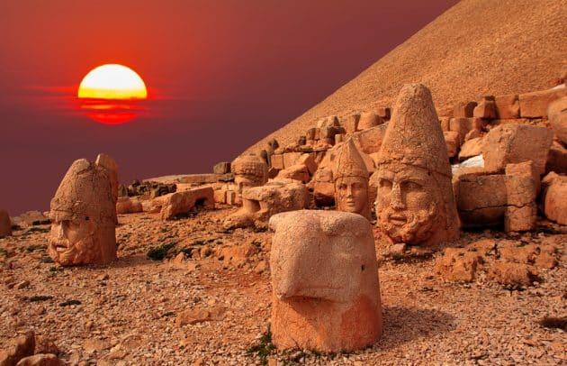 Les 13 sites archéologiques les plus importants de Turquie