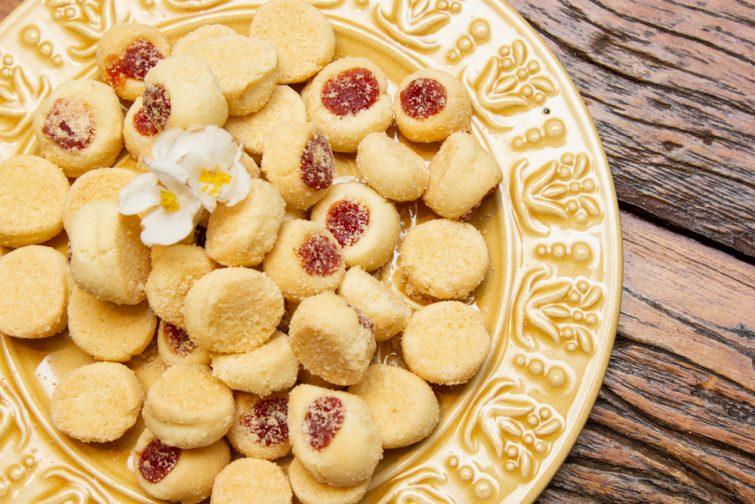 Biscuit goyave Brésil