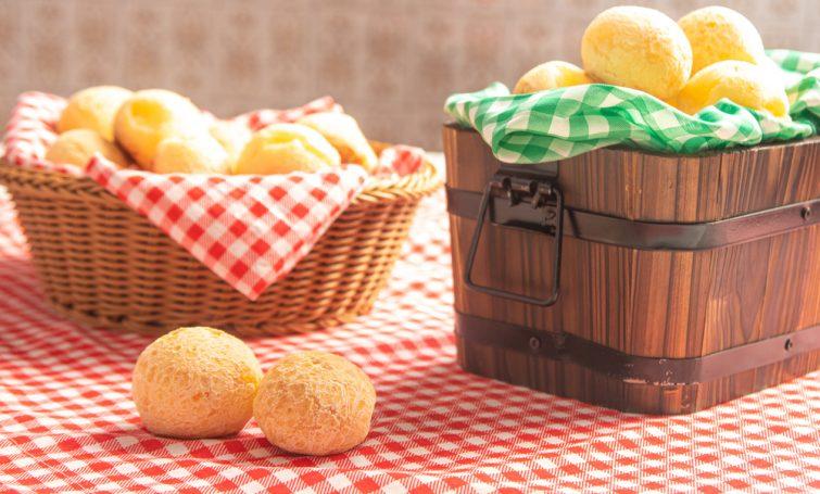 Pao de queijo - spécialités brésiliennes