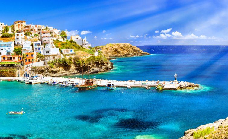 Crète - location de bateau crète