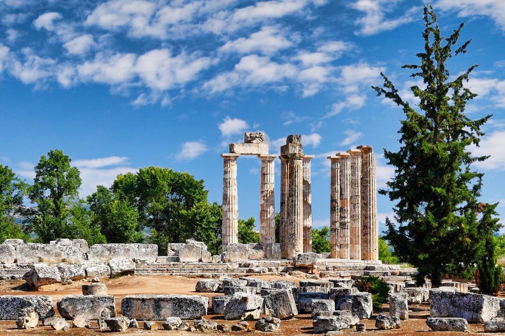 Nemea, Grèce