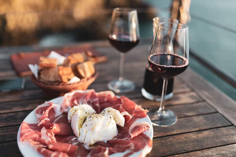 Toscane et le chianti
