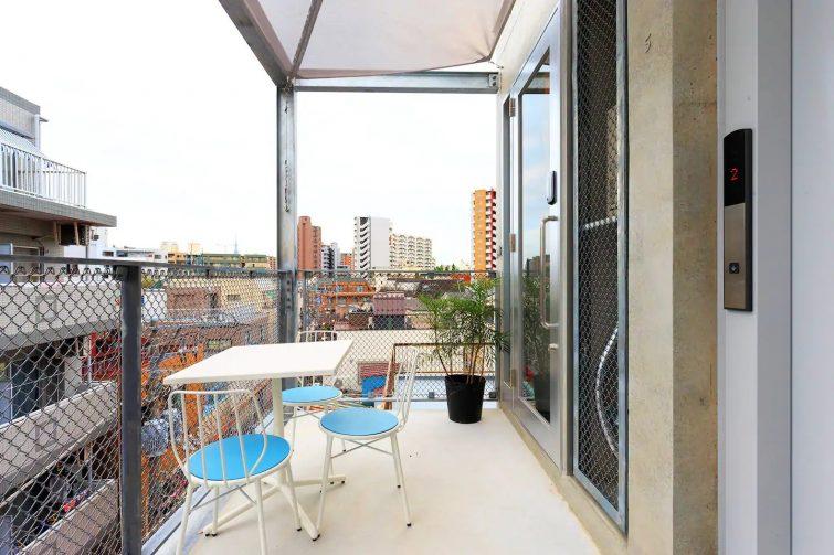 Appartement moderne et design