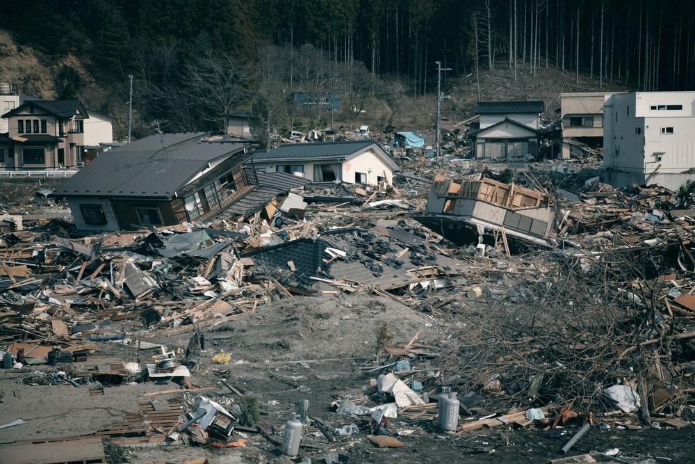 Fukushima, tourisme noir