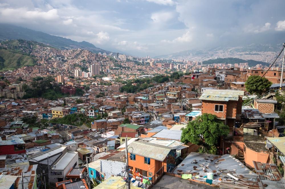 Medellin et le tourisme noir