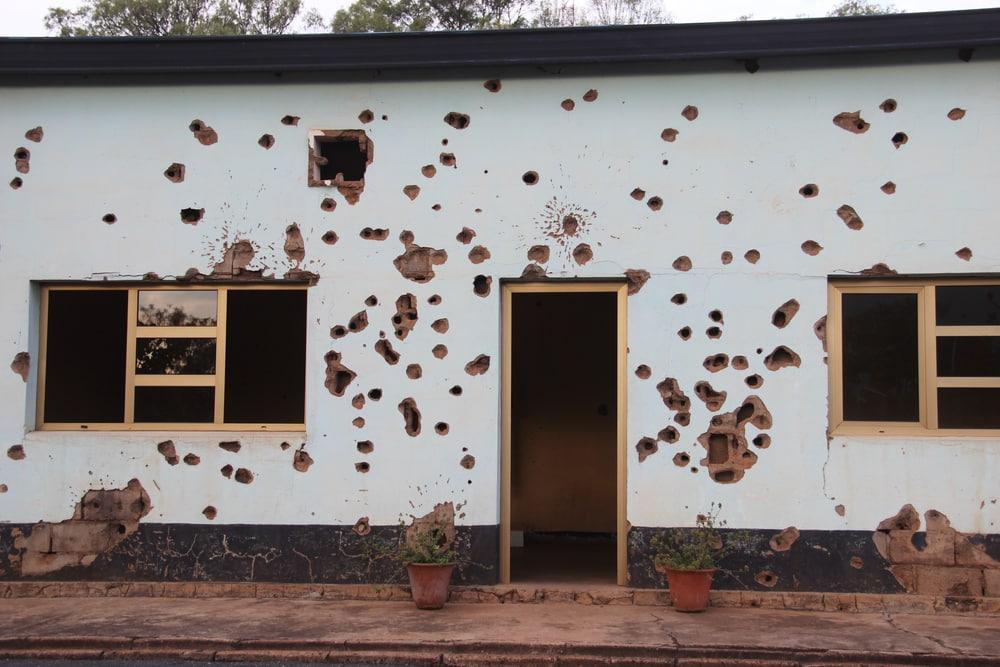 Kigali Rwanda - Massacre Tutsis