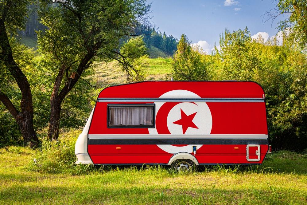 Où se stationner en Tunisie