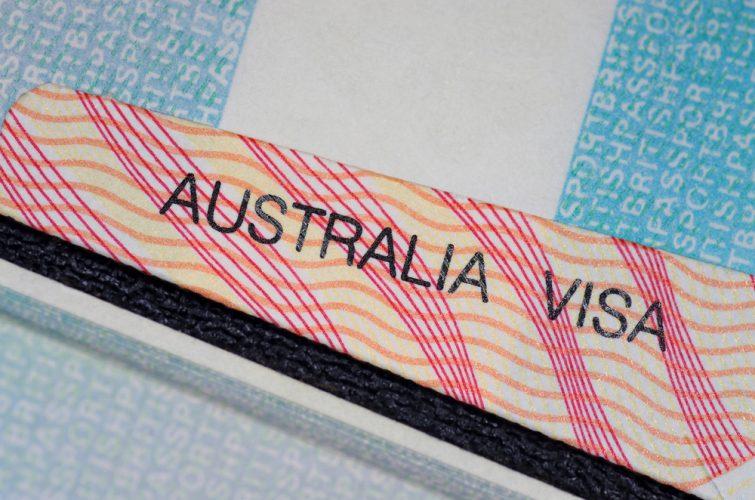 Visa pour l'Australie