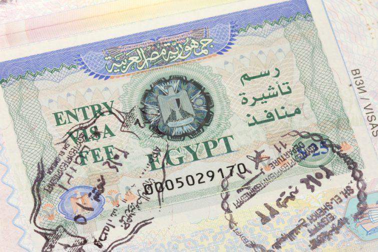Comment Obtenir Un Visa Pour L égypte