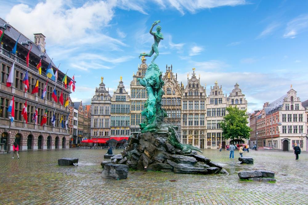 Week-end à Anvers proche de Bruges