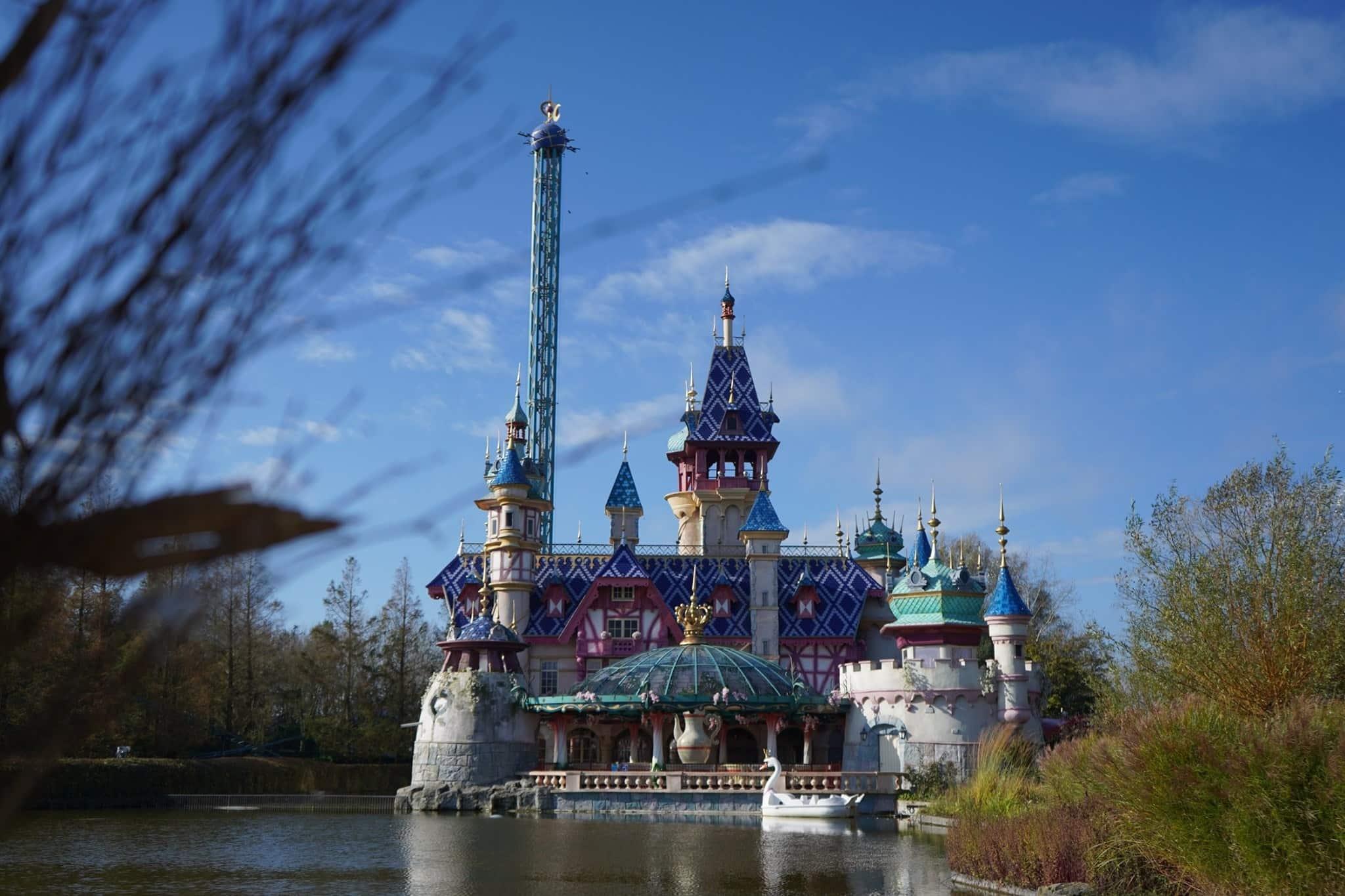 Week-end au Parc d'attractions Plopsaland près de Bruges