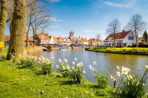 10 idées de week-end autour de Bruges