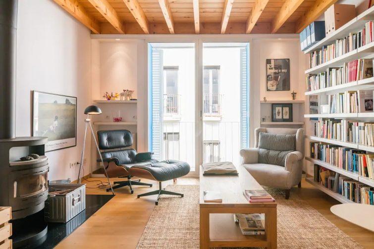 Luxe et confort dans une maison de ville