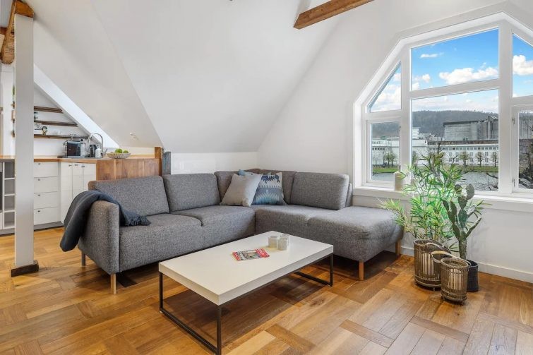 Penthouse au cœur de Bergen
