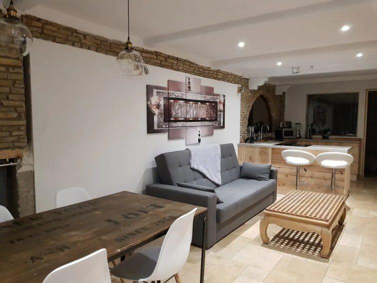 valberg appart style loft refait à neuf 3 étoiles