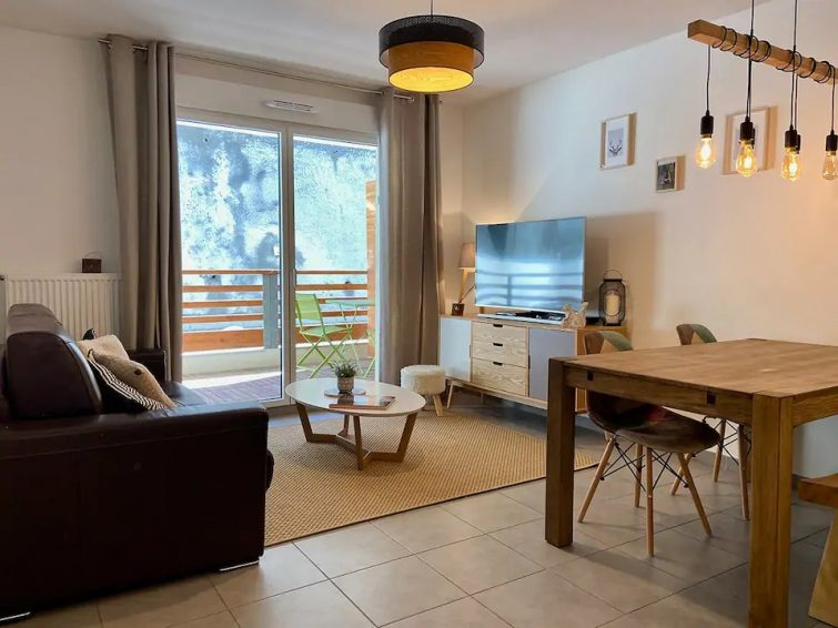 Appartement au Centre de Valberg 2P 40 m2