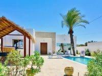 Villa Lina : Moderne Piscine sans vis à vis Djerba