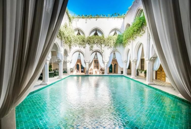 Almaha Marrakech Restaurant & Spa