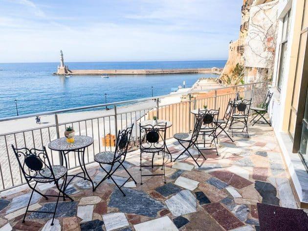 Les 14 meilleurs hôtels de La Canée