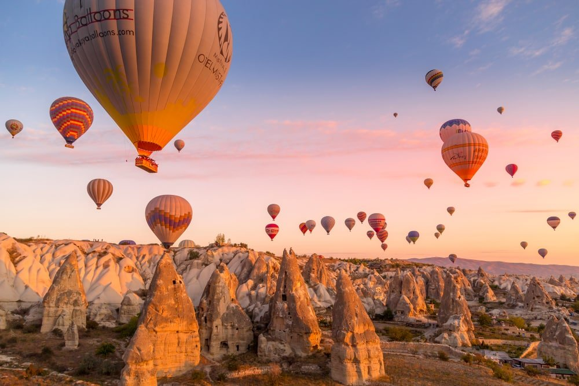 Cappadocia-turquie