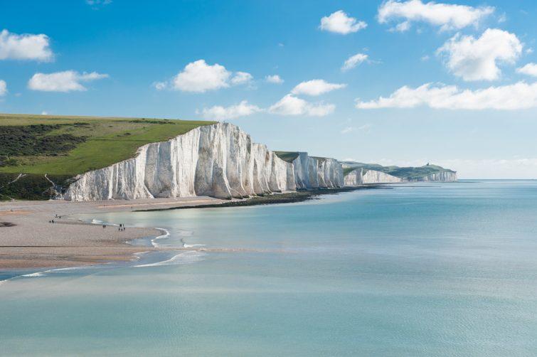 excursions Londres : Les falaises de Seven Sisters