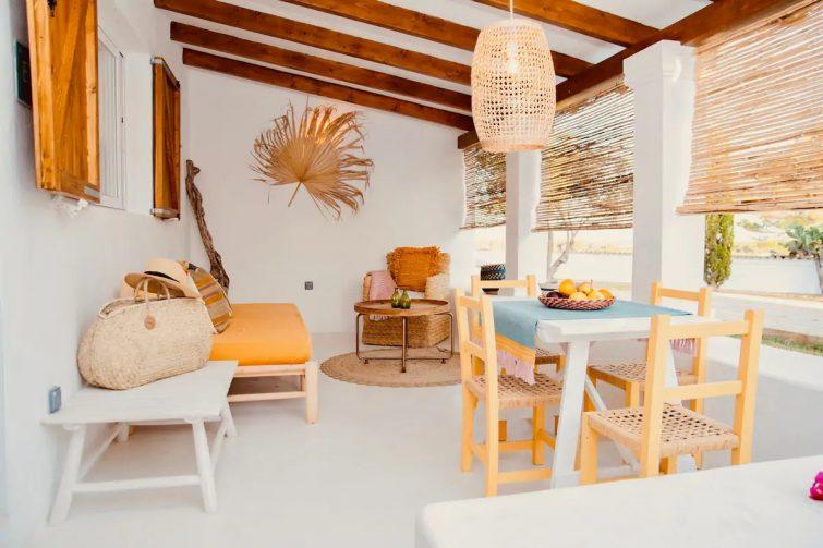 Atmosphère Calme airbnb Formentera