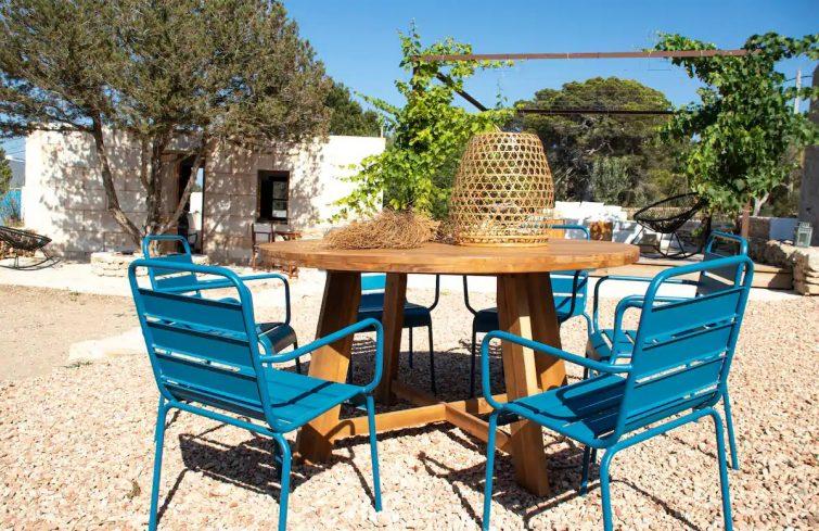 Maison typique airbnb Formentera