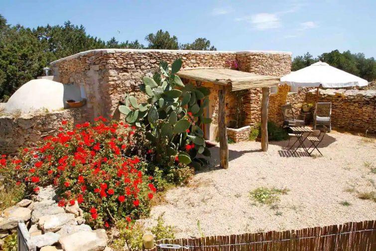 Style campagnard de Formentera