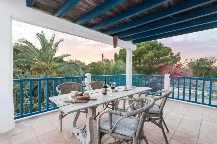 Maison Can Gall airbnb Formentera