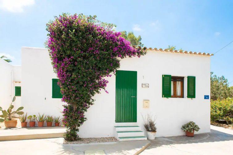 Maison calme à Porto Saler airbnb Formentera