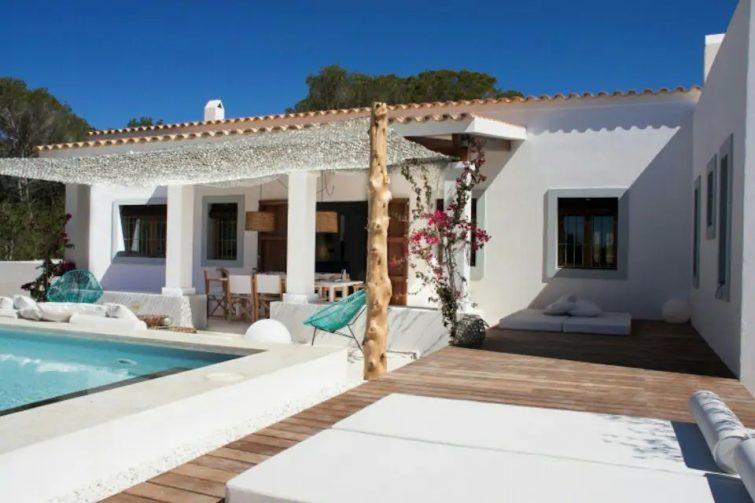 Villa de luxe neuve