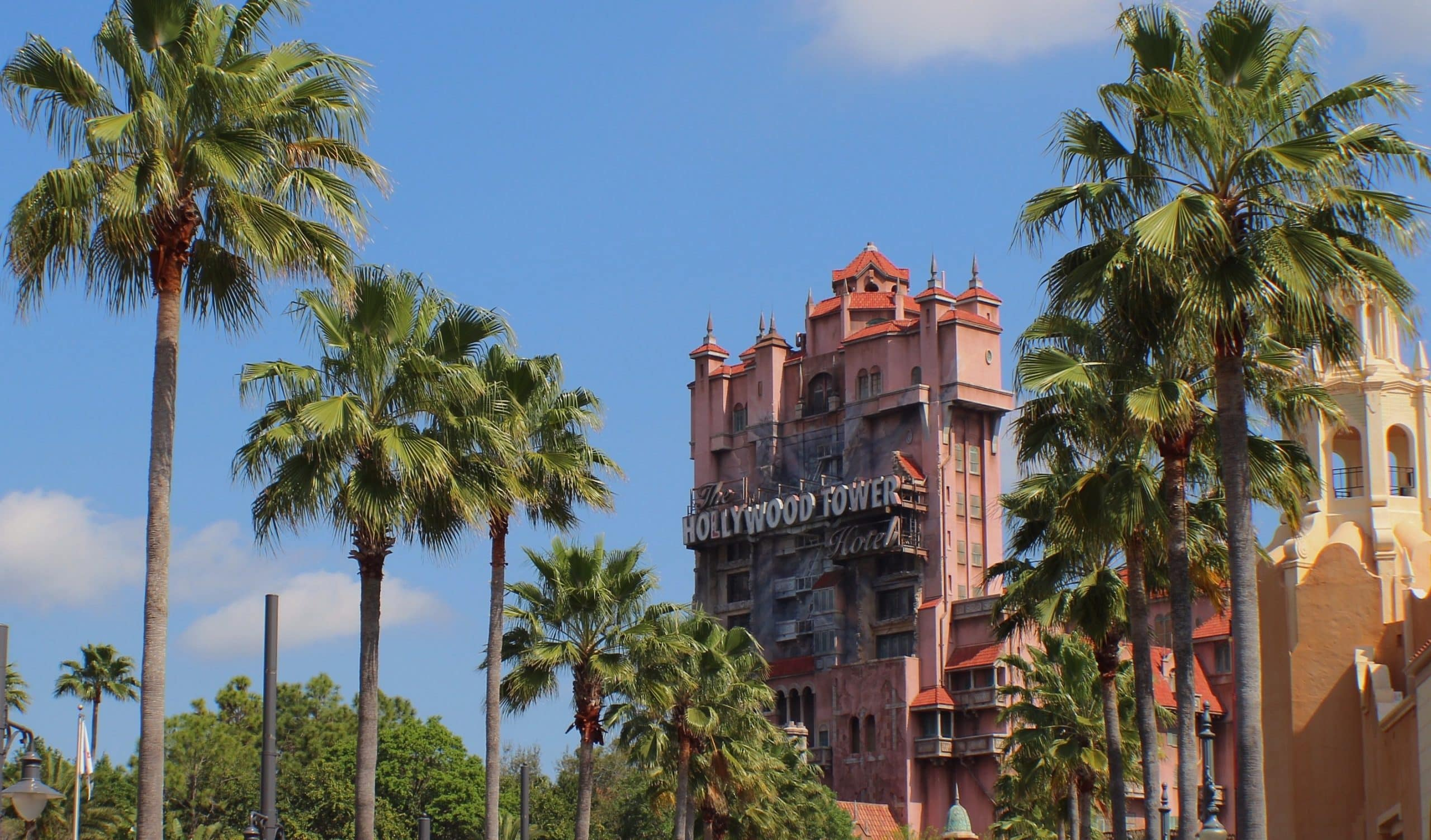 Hollywood Tower Hotel endroits instagrammés