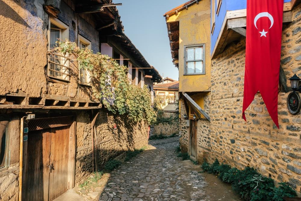Le village de Cumalikizik, un village ottoman vieux de 700 ans en Turquie
