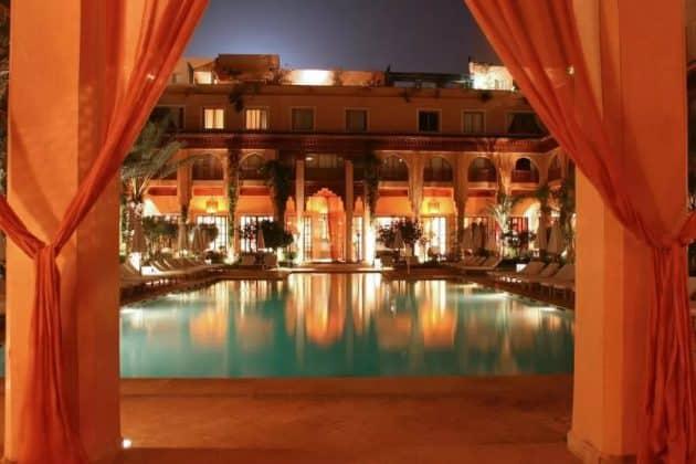 Les 14 meilleurs hôtels de Marrakech