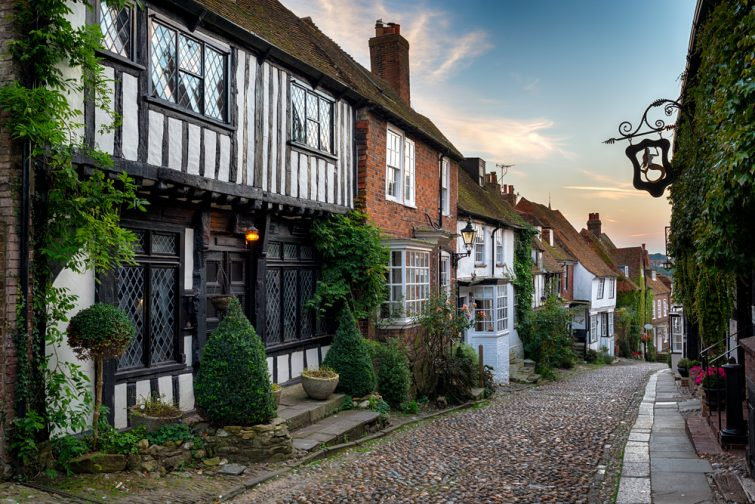 excursions Londres : Rye