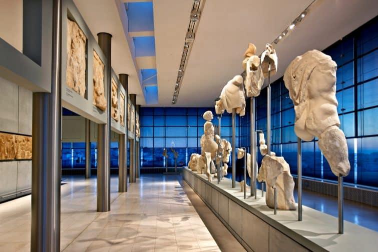 Visiter Musée de l'Acropole