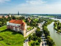 Sandomierz-pologne