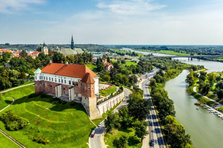 Sandomierz-pologne-excursions Cracovie