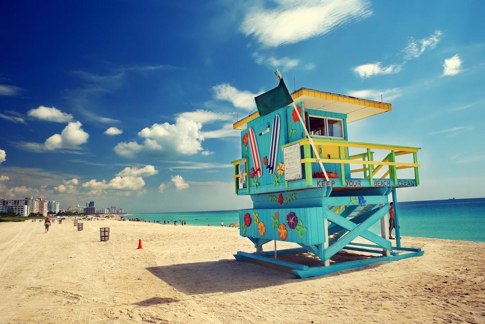 South Beach Miami lieux instagrammés
