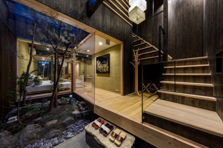 Suite de style Kyoto Machiya